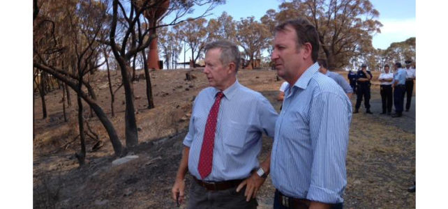 More to say on the Wambelong Fire – Kevin Humphries MP