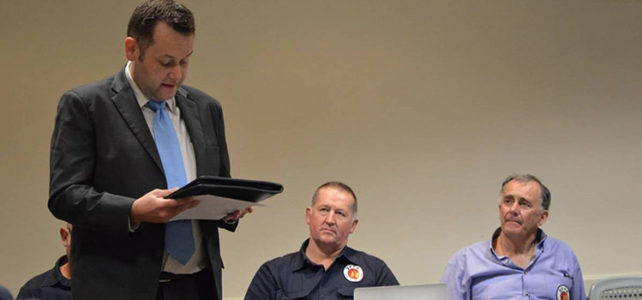 Volunteer Firefighters Association push to relocate RFS Headquarters to a regional location