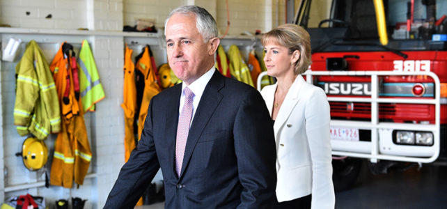 Turnbull steps in as promised, but don't expect a swift end to (CFA / UFU) firefighter dispute