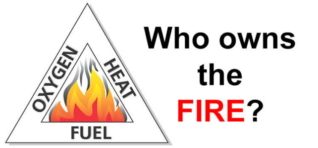 You Own the Fuel, but Who Owns the Fire?