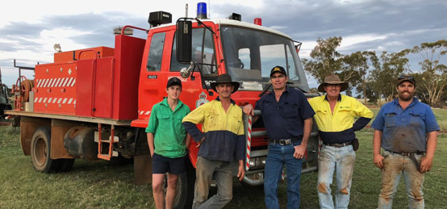 Honeybugle Rural Fire Brigade