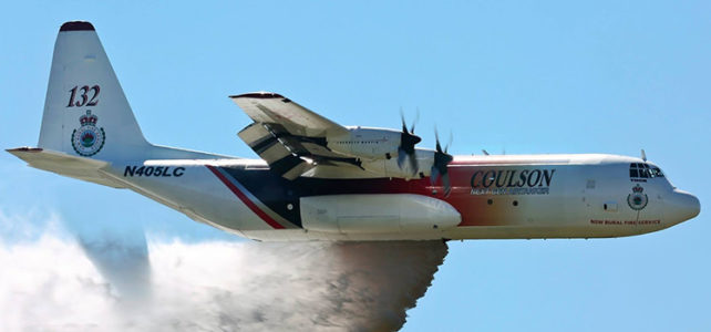 Bushfire Bombers – RFS Style