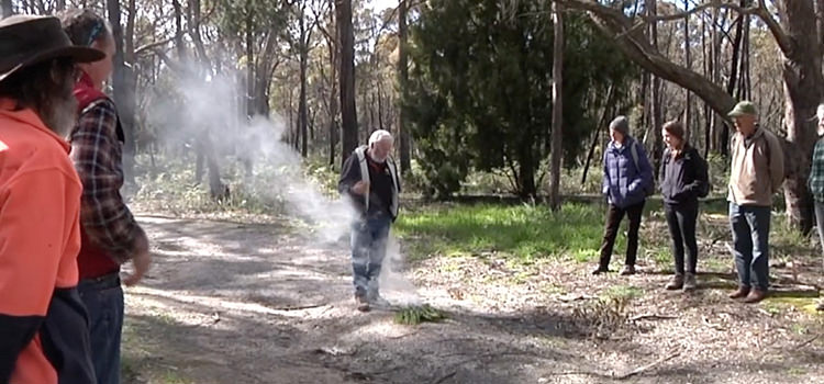 Return of the Firestick – Caring for country in Victoria with Indigenous Fire