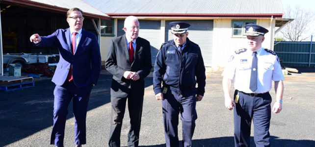NSW Rural Fire Service announces $9 million Centre for Excellence