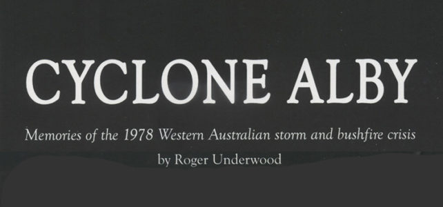 Neil Burrows remembers Cyclone Alby
