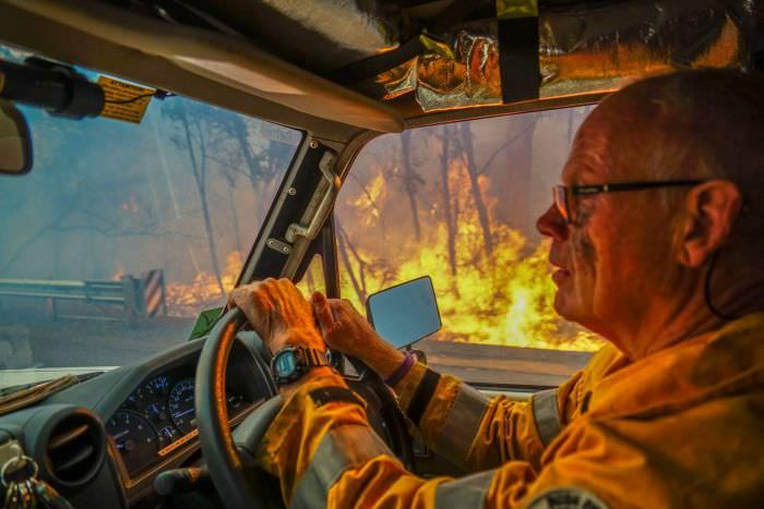 Firies are gearing up for high risk fire season in 2018/2019. (Supplied to ABC by: Wallcliffe Volunteer Fire Brigade)