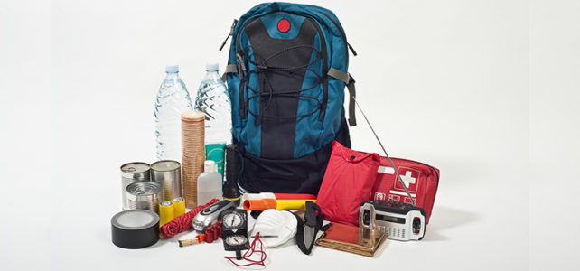 How To Pack A 'Go Bag' For Emergency Evacuations