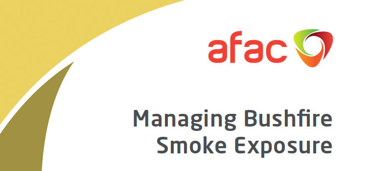 AFAC documentation – Respiratory Protection