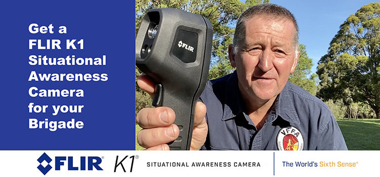 FLIR K1 Situational Awareness Camera Giveaway