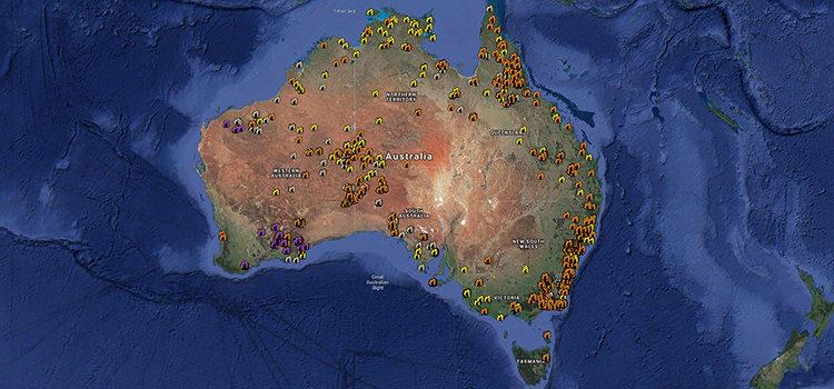 Nightlife: Australia's Pyrocene future