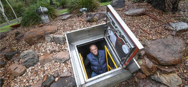 Bushfire Bunkers a Royal Commission Hot Potato