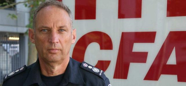SteveWarrington Resigns as Boss of the CFA