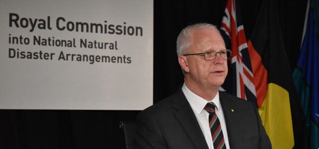 Index to Royal Commission Submissions
